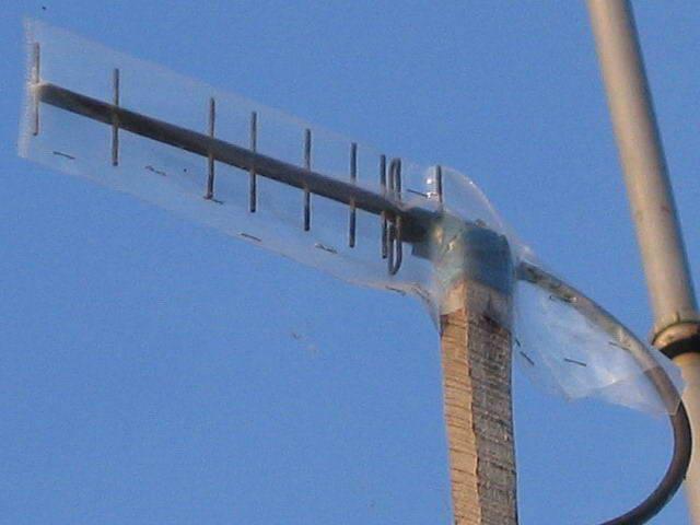 Антенна волновой канал для 3g модема