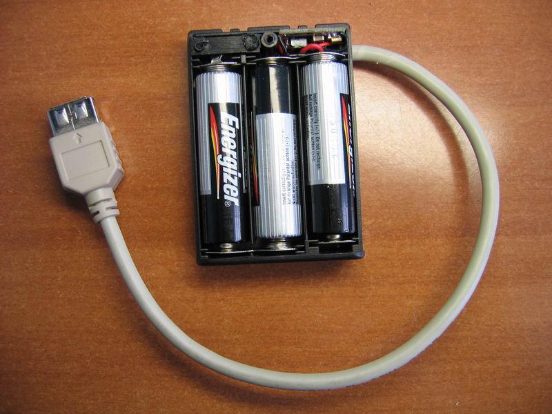 Как зарядить батарейку своими руками